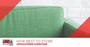 How to Store Upholstered Furniture Banner