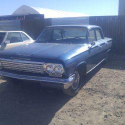Vehicle lot at our auto shop - J & C Professional Services
