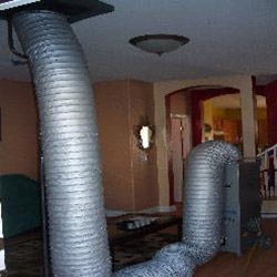 Hose for HVAC Duct Vacuuming