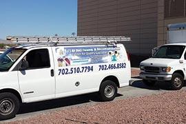 J & J Air Duct Cleaning Van Fleet