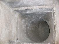 Clean Duct Interior