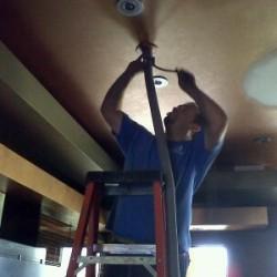 Cleaning a Custom HVAC Vent