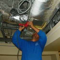 Preparing Ductwork for Cleaning