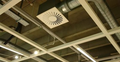 Commercial HVAC Ducts and Vent