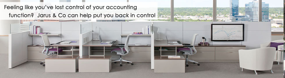 Jarus & Co puts accounting services in your hands