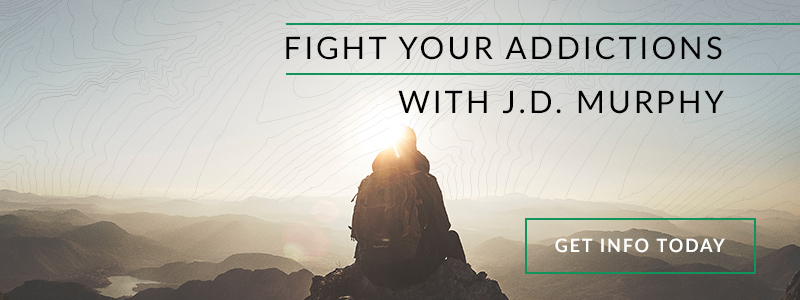 Fight addiction with J.D. Murphy