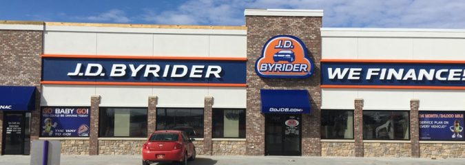 Jd Byrider Locations >> News Byrider Franchising