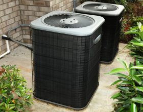 Two New Outdoor AC Units