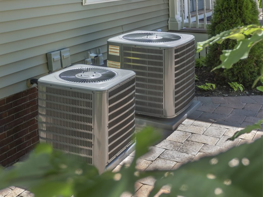 Two New AC Condensers