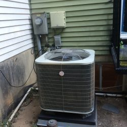 Payne AC Unit Installation