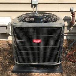 New Bryant-Brand AC Unit