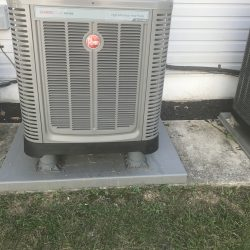 Rheem AC Unit Installation