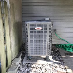 Lennox AC Unit Installation