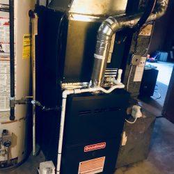 Goodman Furnace & Ventilation Installation