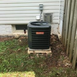 Goodman Air Conditioner Installation