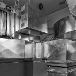 Commercial HVAC Ventilation Build