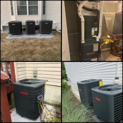 New AC Installations