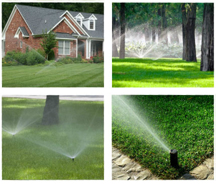 irrigation installations