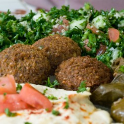 Falafel & Hummus Combo