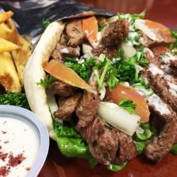 Shawarmah Sandwich