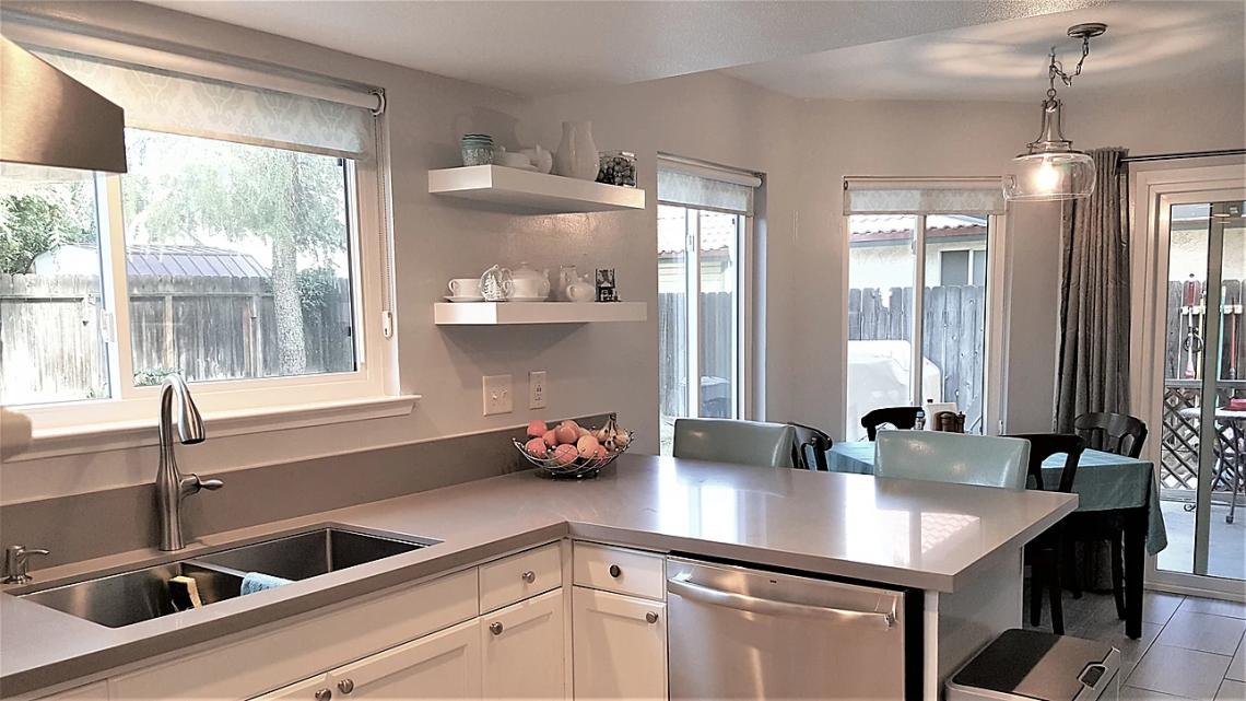 Kitchen Remodel Fresno, Ca. 93720