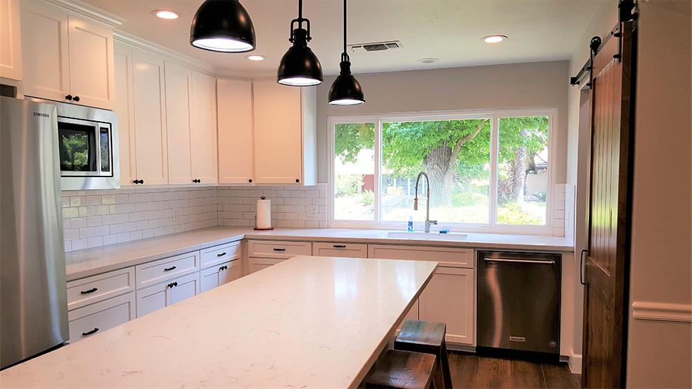 Kitchen Remodeling In Fresno Clovis J J Quality Construction