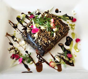 Healthy vegetarian meal - Joy Tree Vegan Restaurant in El Paso