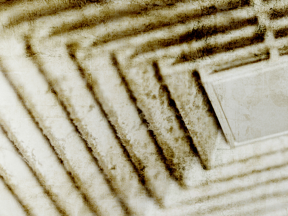 Close up of very dirty air vent.