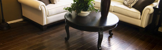 Refinish your hardwood floors for an updated look