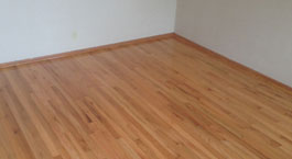 The undeniable beauty of refinished hardwood flooring from JRK Flooring
