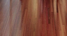 Deep, rich color flooring from JRK Flooring.