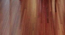 Deep, rich color flooring from JRK Flooring.