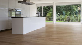 Your design, complimented with hardwood flooring form JRK FLooring.