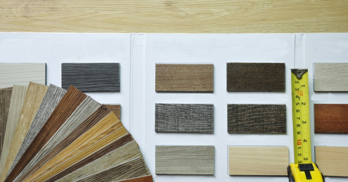 Image of Various Laminate Options
