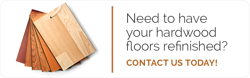Hardwood Floor Refinish Infographic