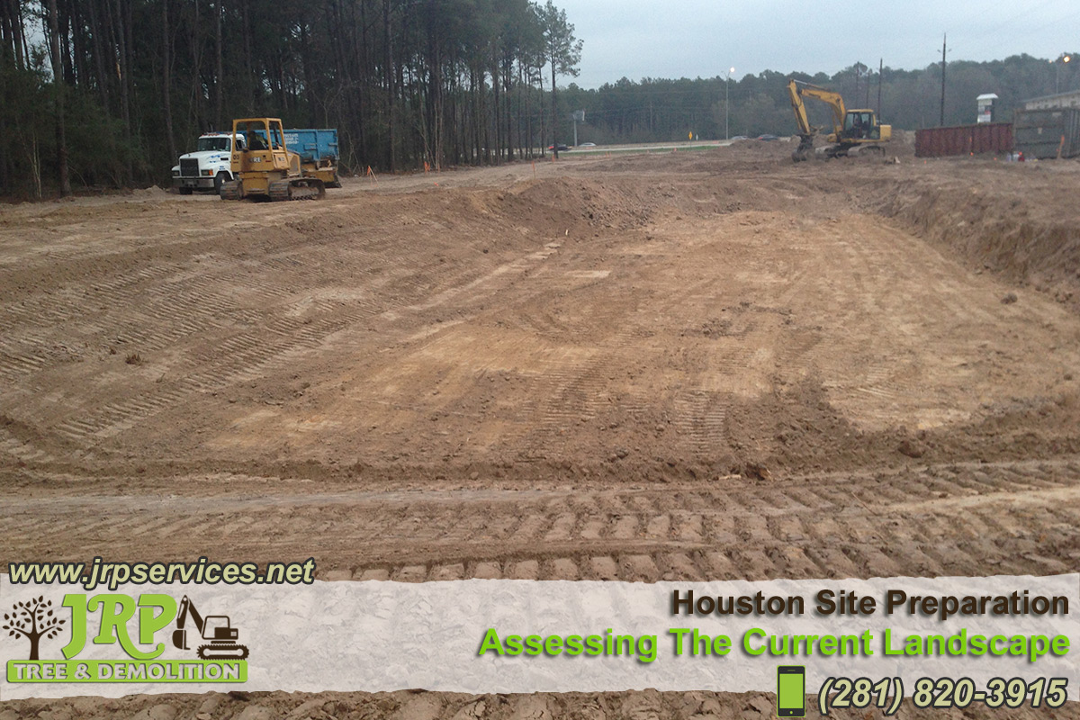 01-Houston-Site-Preparation