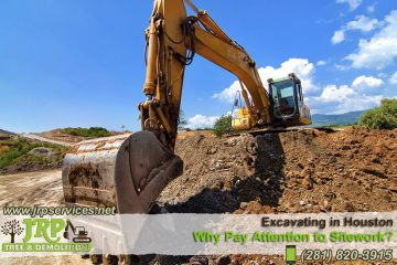 Leave your excavations to the pros!