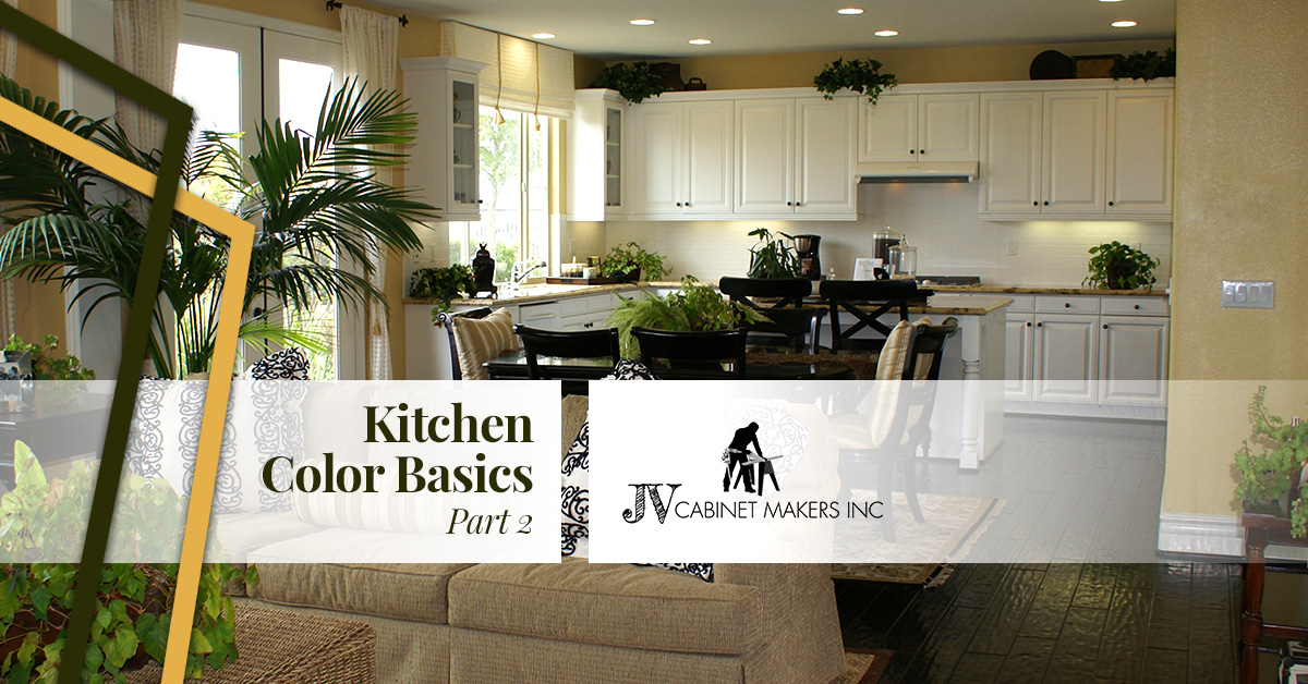 Solid Wood Cabinets San Francisco: Kitchen Color Basics – Part 2
