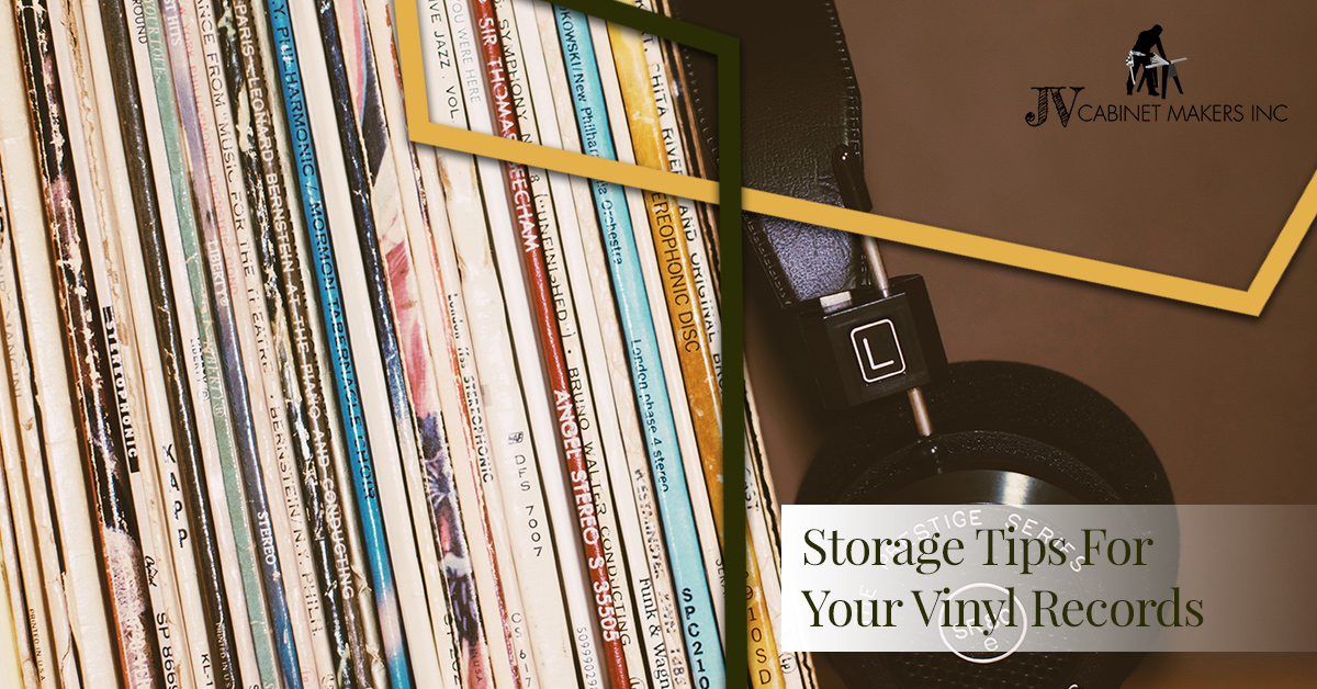 Storage Tips For Vinyl Records