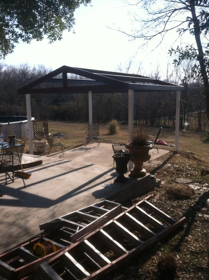 Patio Covers Carports Welding Dallas East Texas Jw