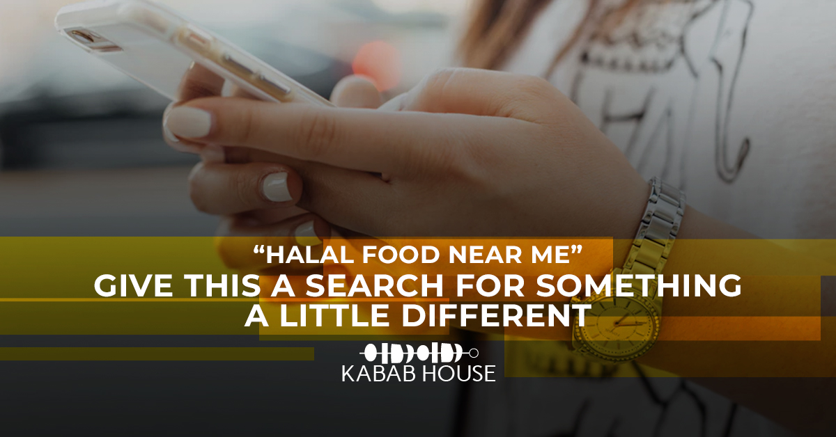 Halal Food Near Me: Go For Something A Little Different Next Time