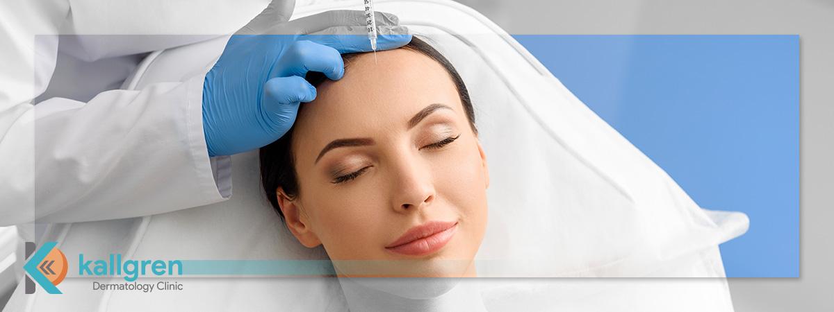 Botox - Contact Kallgren Dermatology for an appointment