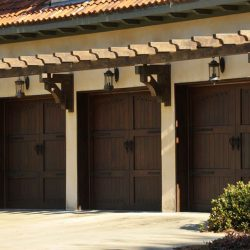 Folding Garage Doors With Overhang