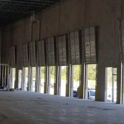 Straight-Track Overhead Doors