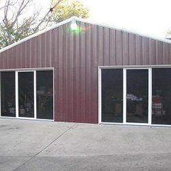 Commercial Garage Door Screens