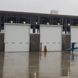 Commercial Spring Overhead Doors