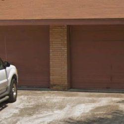 Two-Bay Home Garage Door