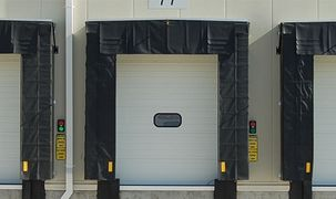 Commercial Loading Dock Door