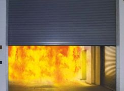 Rolling Fire Garage Doors