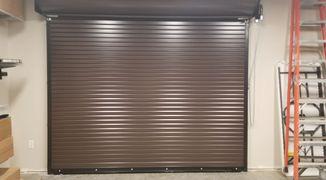 Rolling Steel Commercial Doors